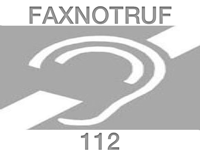 FAXNOTRUF 112